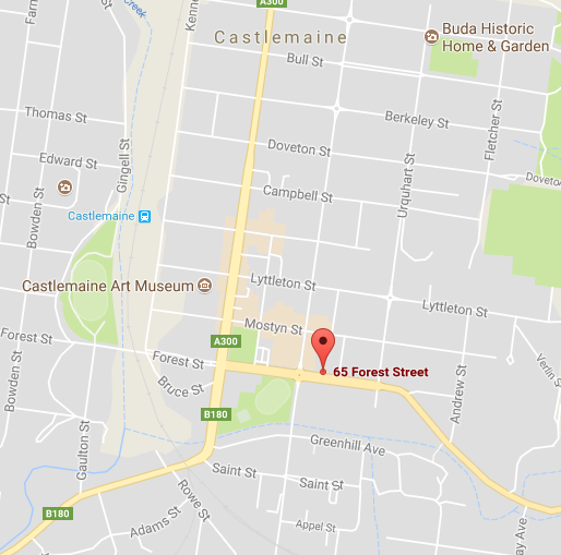 New Location for our Castlemaine Office